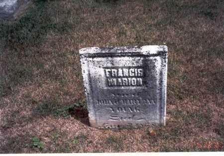 YOUNG, FRANCIS MARION - Franklin County, Ohio | FRANCIS MARION YOUNG - Ohio Gravestone Photos