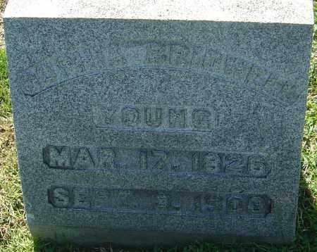 YOUNG, SOPHIA - Franklin County, Ohio | SOPHIA YOUNG - Ohio Gravestone Photos