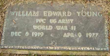 YOUNG, WILLIAM EDWARD - Franklin County, Ohio   WILLIAM EDWARD YOUNG - Ohio Gravestone Photos