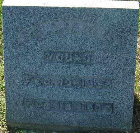 YOUNG, WILLIAM W - Franklin County, Ohio | WILLIAM W YOUNG - Ohio Gravestone Photos