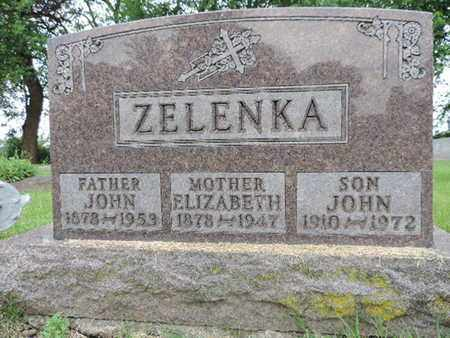 ZELENKA, JOHN - Franklin County, Ohio   JOHN ZELENKA - Ohio Gravestone Photos