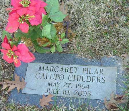CHILDERS, MARGARET - Franklin County, Ohio | MARGARET CHILDERS - Ohio Gravestone Photos