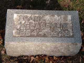 MCLAUGHLIN, FRANKLIN - Fulton County, Ohio | FRANKLIN MCLAUGHLIN - Ohio Gravestone Photos
