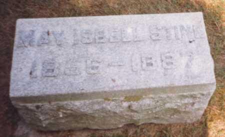 ISBELL STINE, MAY - Fulton County, Ohio | MAY ISBELL STINE - Ohio Gravestone Photos
