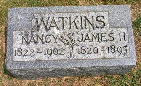WATKINS, NANCY - Fulton County, Ohio | NANCY WATKINS - Ohio Gravestone Photos