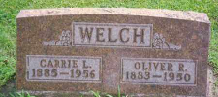 WELCH, CARRIE L. - Fulton County, Ohio | CARRIE L. WELCH - Ohio Gravestone Photos