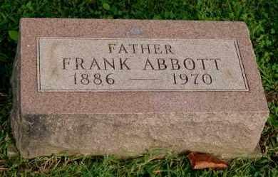 ABBOTT, FRANK - Gallia County, Ohio | FRANK ABBOTT - Ohio Gravestone Photos
