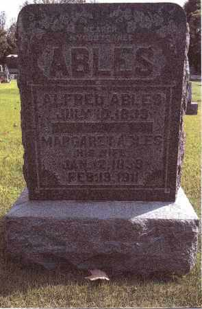 ABLES, ALFRED - Gallia County, Ohio | ALFRED ABLES - Ohio Gravestone Photos