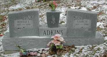 ADKINS, DONALD L. - Gallia County, Ohio | DONALD L. ADKINS - Ohio Gravestone Photos