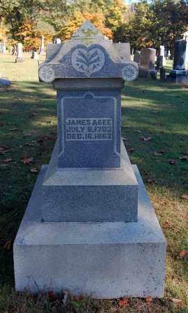 AGEE, JAMES - Gallia County, Ohio | JAMES AGEE - Ohio Gravestone Photos