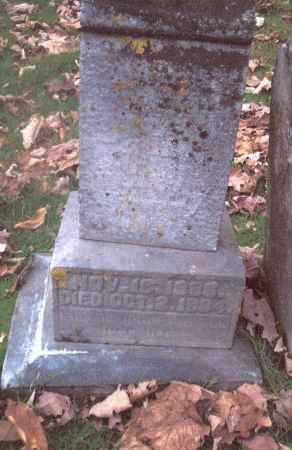 AMOS, BERTIE - Gallia County, Ohio | BERTIE AMOS - Ohio Gravestone Photos