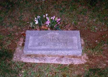 AMOS, NEVA - Gallia County, Ohio   NEVA AMOS - Ohio Gravestone Photos