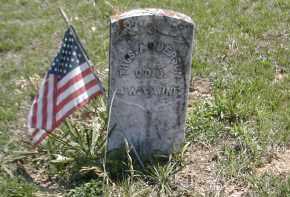 ANDERSON, THOMAS - Gallia County, Ohio | THOMAS ANDERSON - Ohio Gravestone Photos