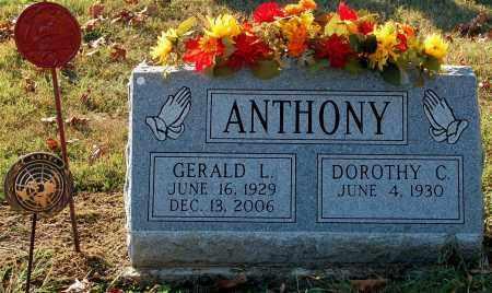 ANTHONY, GERALD L. - Gallia County, Ohio | GERALD L. ANTHONY - Ohio Gravestone Photos