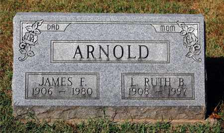 ARNOLD, JAMES F - Gallia County, Ohio | JAMES F ARNOLD - Ohio Gravestone Photos