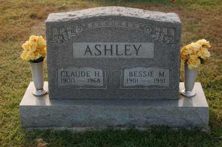 ASHLEY, CLAUDE H. - Gallia County, Ohio | CLAUDE H. ASHLEY - Ohio Gravestone Photos