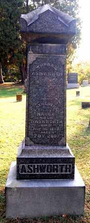 ASHWORTH, CATHERINE - Gallia County, Ohio | CATHERINE ASHWORTH - Ohio Gravestone Photos