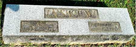 ASKEW, LIZZIE - Gallia County, Ohio | LIZZIE ASKEW - Ohio Gravestone Photos