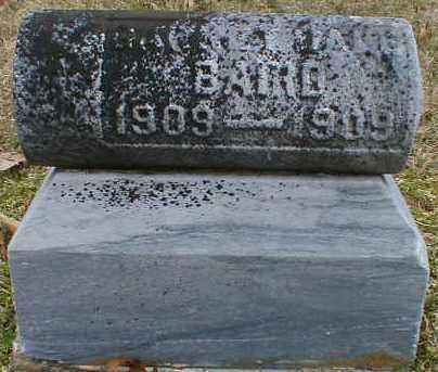 BAIRD, GARNET - Gallia County, Ohio | GARNET BAIRD - Ohio Gravestone Photos