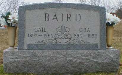 HALFHILL BAIRD, LOLA - Gallia County, Ohio | LOLA HALFHILL BAIRD - Ohio Gravestone Photos
