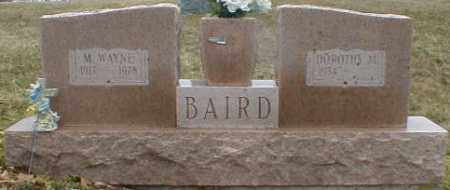 BAIRD, MARVIN - Gallia County, Ohio | MARVIN BAIRD - Ohio Gravestone Photos
