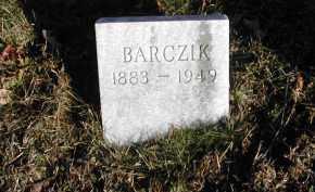 BARCZIK, UNKNOWN - Gallia County, Ohio | UNKNOWN BARCZIK - Ohio Gravestone Photos