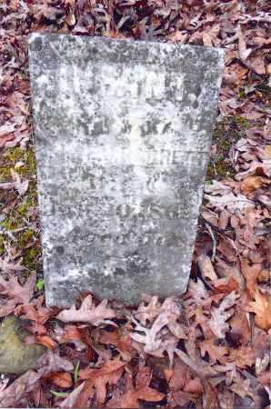 BARRETT, INFANT SON - Gallia County, Ohio | INFANT SON BARRETT - Ohio Gravestone Photos