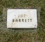 BARRETT, JOE - Gallia County, Ohio   JOE BARRETT - Ohio Gravestone Photos