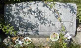 BARRETT, WENDELL - Gallia County, Ohio | WENDELL BARRETT - Ohio Gravestone Photos