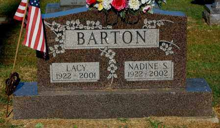 BARTON, NADINE S - Gallia County, Ohio | NADINE S BARTON - Ohio Gravestone Photos