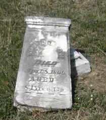 BARTON, THOMAS - Gallia County, Ohio   THOMAS BARTON - Ohio Gravestone Photos