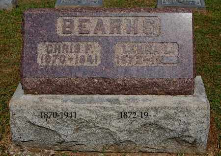 BEARHS, LENNA L - Gallia County, Ohio | LENNA L BEARHS - Ohio Gravestone Photos