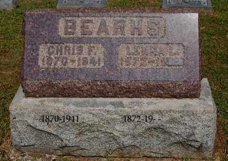BEARHS, CHRIS F - Gallia County, Ohio | CHRIS F BEARHS - Ohio Gravestone Photos