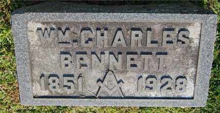 BENNETT, WILLIAM CHARLES - Gallia County, Ohio | WILLIAM CHARLES BENNETT - Ohio Gravestone Photos