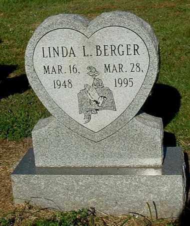 BERGER, LINDA L - Gallia County, Ohio | LINDA L BERGER - Ohio Gravestone Photos