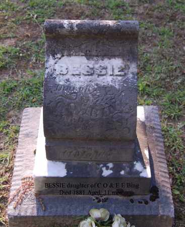 BING, BESSIE - Gallia County, Ohio | BESSIE BING - Ohio Gravestone Photos