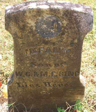 BING, INFANT SON - Gallia County, Ohio   INFANT SON BING - Ohio Gravestone Photos