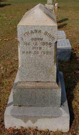 BING, J FRANK - Gallia County, Ohio | J FRANK BING - Ohio Gravestone Photos