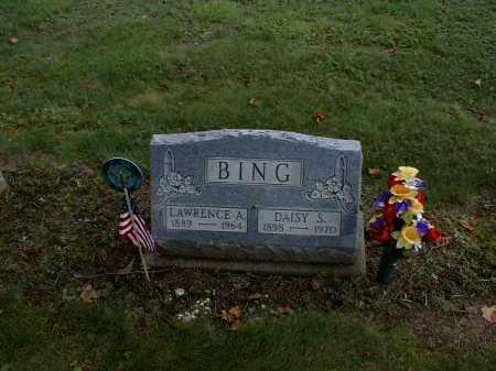 BING, LAWRENCE A. - Gallia County, Ohio | LAWRENCE A. BING - Ohio Gravestone Photos