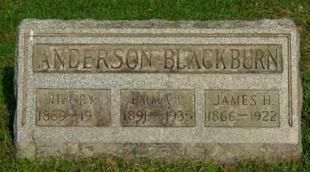 ANDERSON, HENRY - Gallia County, Ohio | HENRY ANDERSON - Ohio Gravestone Photos