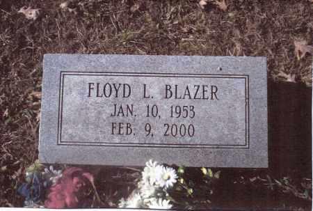 BLAZER, FLOYD L. - Gallia County, Ohio | FLOYD L. BLAZER - Ohio Gravestone Photos