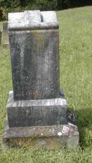BLOSSER, REBECCA - Gallia County, Ohio | REBECCA BLOSSER - Ohio Gravestone Photos