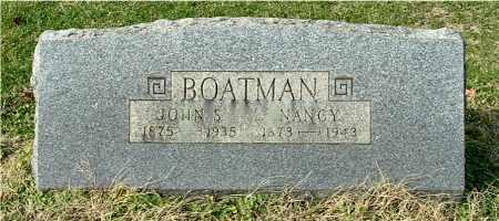 BOATMAN, JOHN S - Gallia County, Ohio | JOHN S BOATMAN - Ohio Gravestone Photos