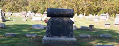 BOICE, FAMILY MONUMENT - Gallia County, Ohio | FAMILY MONUMENT BOICE - Ohio Gravestone Photos
