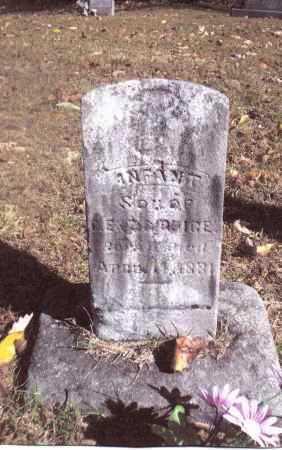 BOICE, INFANT - Gallia County, Ohio   INFANT BOICE - Ohio Gravestone Photos