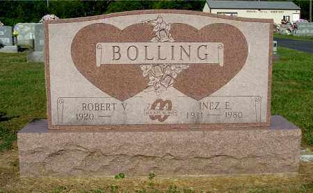 BOLLING, ROBERT V - Gallia County, Ohio | ROBERT V BOLLING - Ohio Gravestone Photos