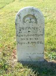 BOOTON, INFANT SON - Gallia County, Ohio   INFANT SON BOOTON - Ohio Gravestone Photos