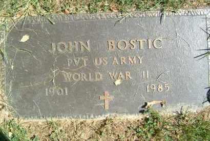 BOSTIC, JOHN - Gallia County, Ohio   JOHN BOSTIC - Ohio Gravestone Photos