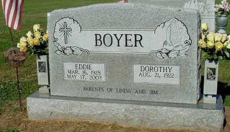 BOYER, DOROTHY - Gallia County, Ohio | DOROTHY BOYER - Ohio Gravestone Photos