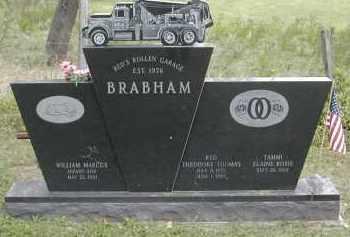 BRABHAM, THEODORE - Gallia County, Ohio | THEODORE BRABHAM - Ohio Gravestone Photos